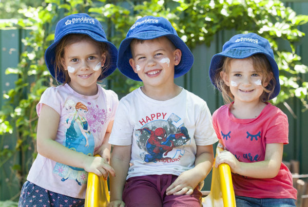 Bindarra Daycare use our sunscreen