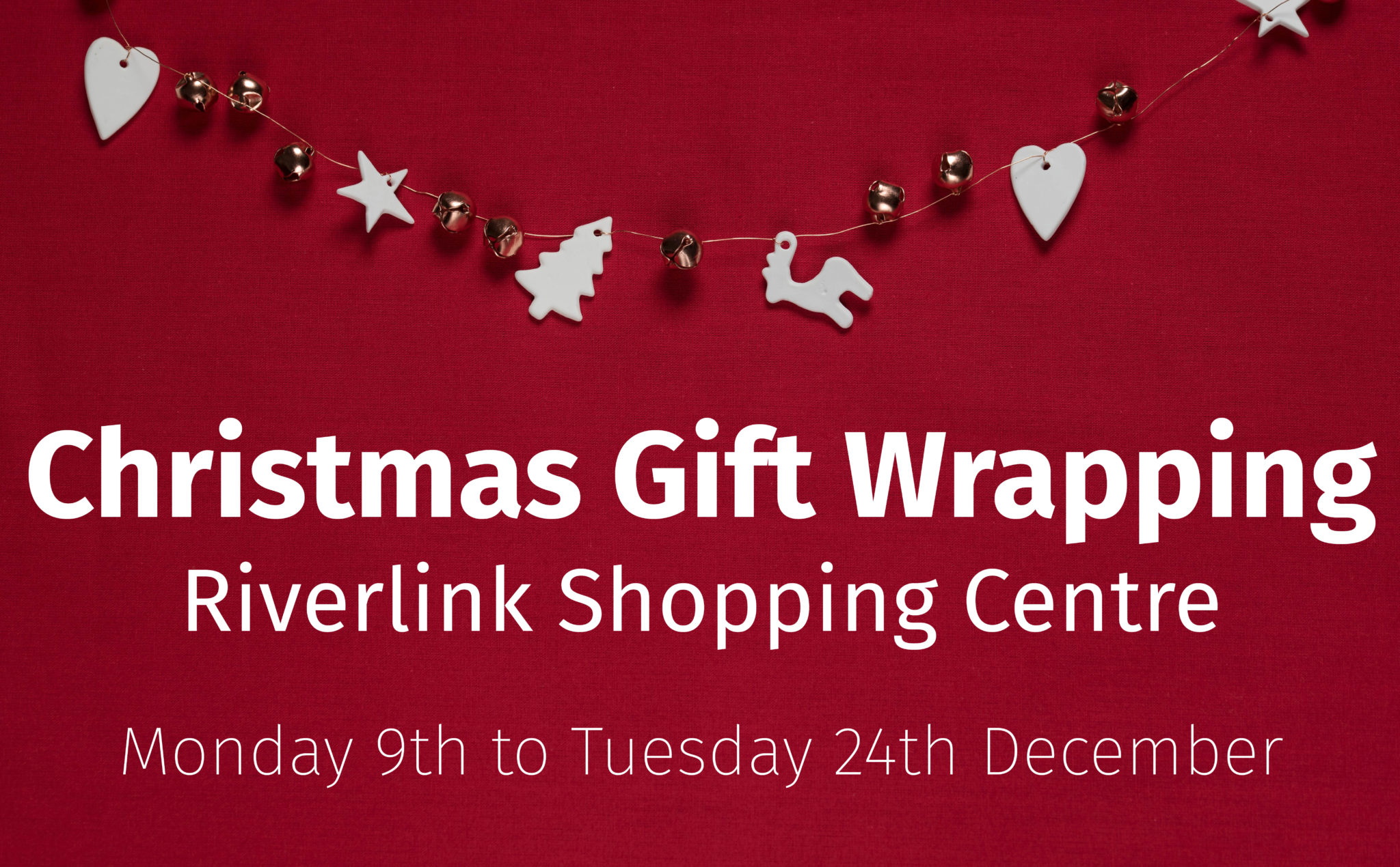 Christmas Gift Wrapping Riverlink