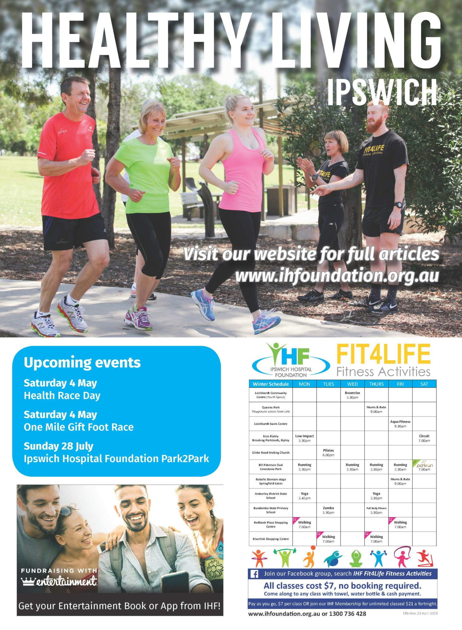 Healthy Living Ipswich Issue 33 May
