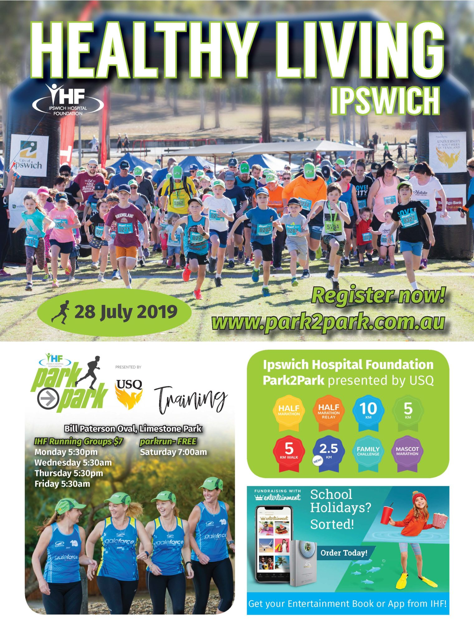 Healthy Living Ipswich Issue 34 July