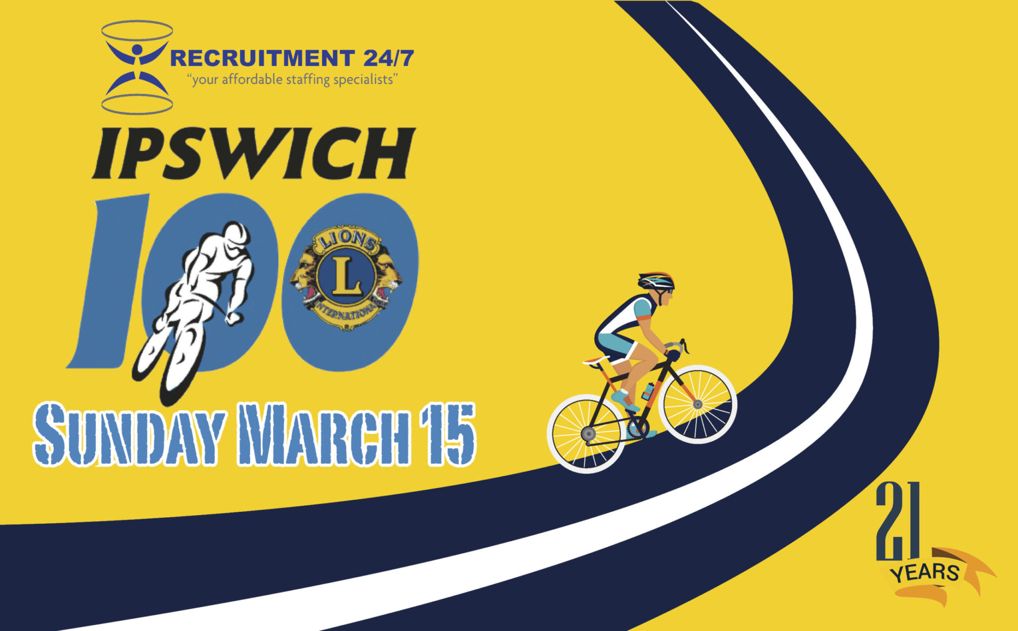 Ipswich 100 Event