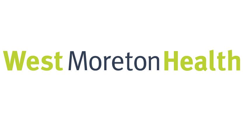 West Moreton Health Logo